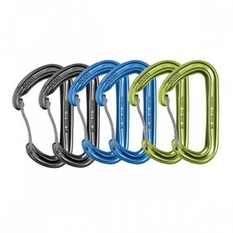 Lezecké vybavení - Ocún HAWK wire 6-pack