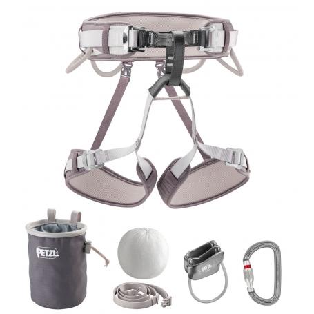 Lezecké vybavení - PETZL Kit Corax 2019