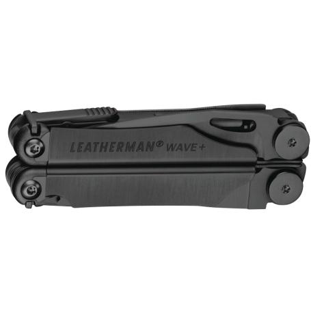 Turistické vybavení - Leatherman WAVE PLUS BLACK