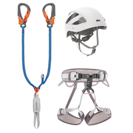 Lezecké vybavení - PETZL Kit Via Ferrata Eashook