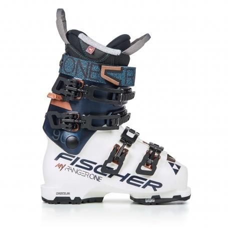 Sjezdové lyžování - Fischer MY RANGER ONE 90 PBV WALK 19/20