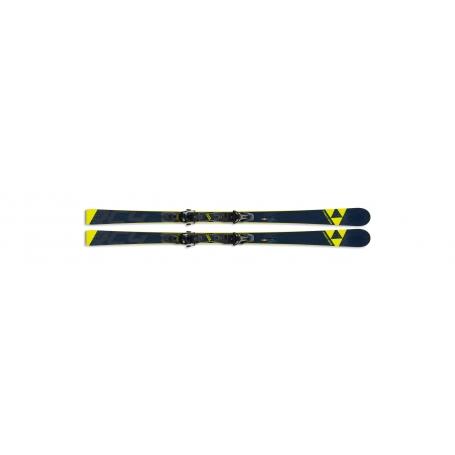 Sjezdové lyžování - Fischer RC4 WC RC RT + vázání RC4 Z12 PR 19/20