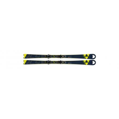 Sjezdové lyžování - Fischer RC4 WC SC RT + vázání RC4 Z12 PR 19/20