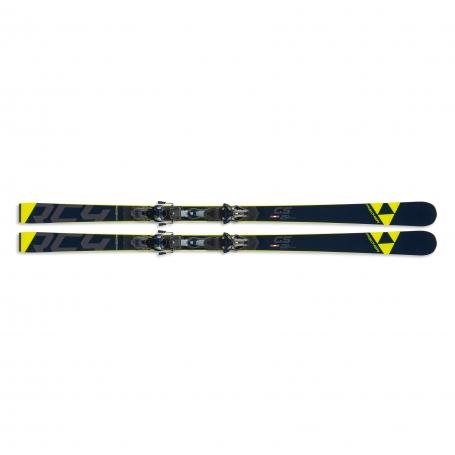 Sjezdové lyžování - Fischer RC4 WORLDCUP GS JR. CURV BOOSTER 19/20