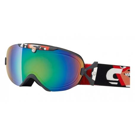 Sjezdové lyžování - Carrera SPHERE SPH s filtrem Light blue