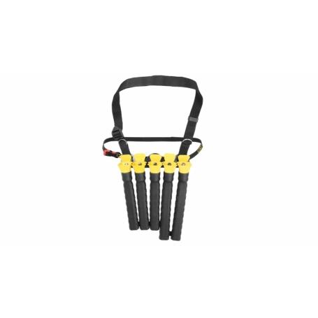 Lezecké vybavení - Grivel PAN PIPE organizer