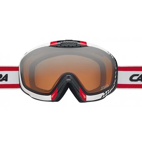 Sjezdové lyžování - Carrera STEEL s filtrem Luna multilayer