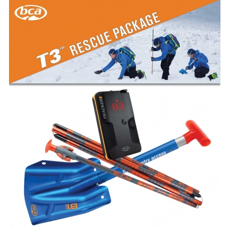 Horolezecké vybavení - BCA T3 RESCUE PACKAGE