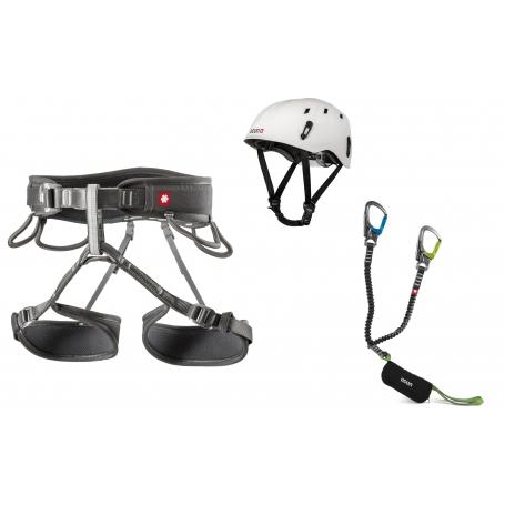 Lezecké vybavení - Ocún VIA FERRATA TWIST PAIL SET