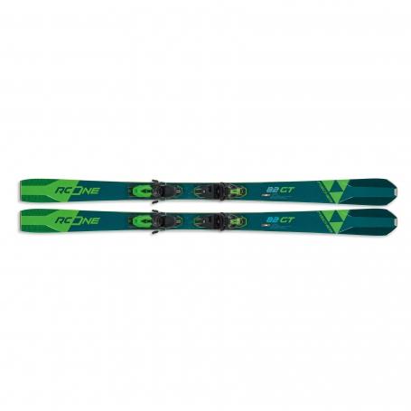 Sjezdové lyžování - Fischer RC ONE 82 GT TPR + vázání RSW 11 PR 19/20