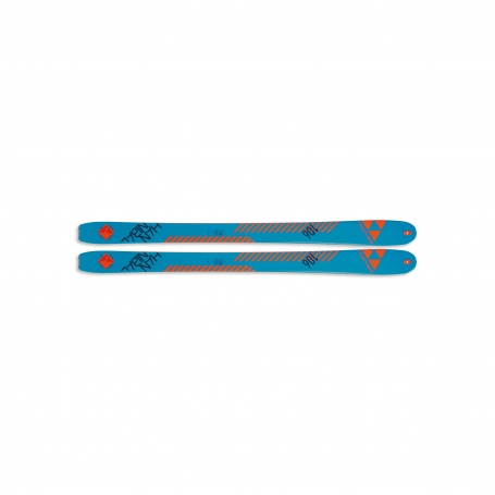 Sjezdové lyžování - Fischer HANNIBAL 106 CARBON 20/21