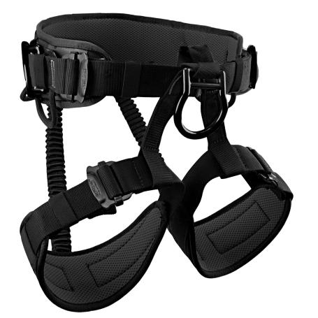Výškové práce - Rock Empire Atlas Belt Black