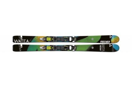 Sjezdové lyžování - Fischer WATEA 106 (pouze lyže) 2013/2014