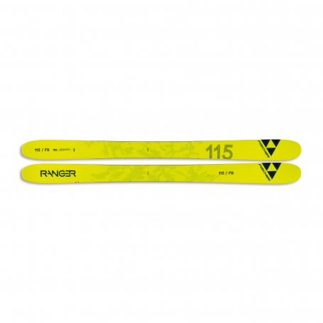 Sjezdové lyžování - Fischer RANGER 115 FR 20/21