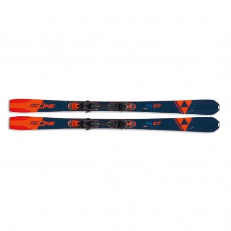 Sjezdové lyžování - Fischer RC ONE 86 GT MF + RSW 12 PR 20/21