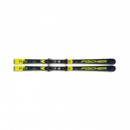 Sjezdové lyžování - Fischer RC4 WC GS JR + RC4 Z11 FF 20/21