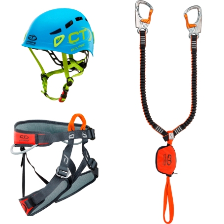 Lezecké vybavení - Climbing Technology KIT FERRATA PLUS ECLIPSE