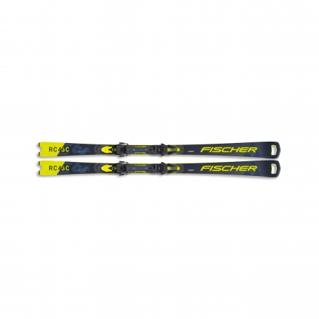 Sjezdové lyžování - Fischer RC4 WC SC MT + RC4 Z12 PR 20/21