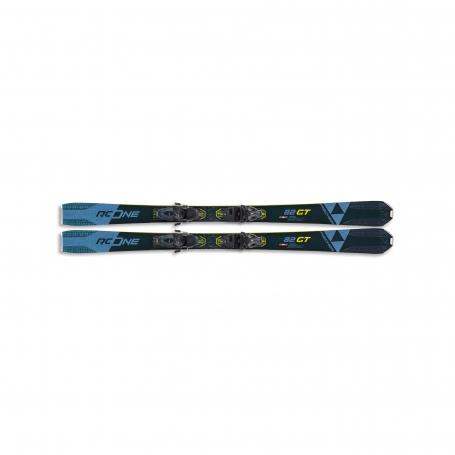 Sjezdové lyžování - Fischer RC ONE 82 GT ws TPR + RSW 11 PR 20/21