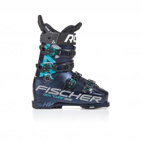 Sjezdové lyžování - Fischer RC4 THE CURV ONE 105 VACUUM WALK ws 20/21