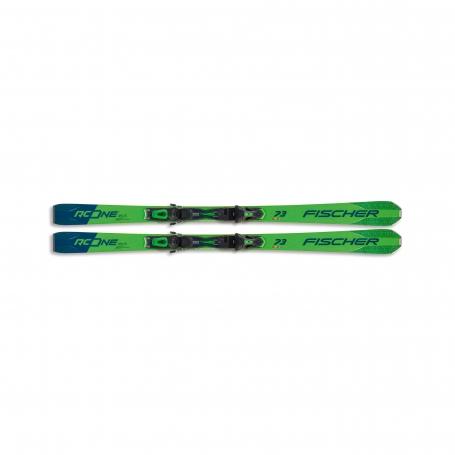 Sjezdové lyžování - Fischer RC ONE 73 AR + RS 11 PR 20/21
