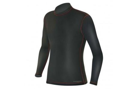 Oblečení, obuv a doplňky - FIRST LAYER SHIRT MEN XA-10 THERMO FLEECE BLACK