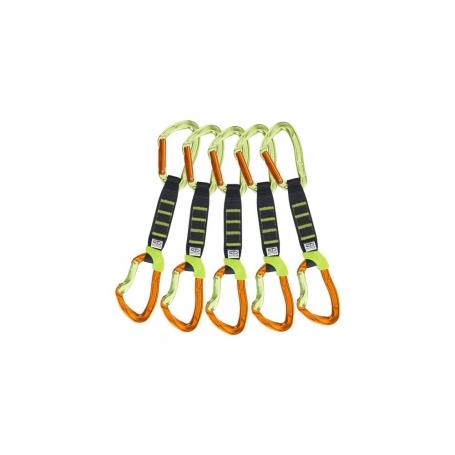 Lezecké vybavení - Climbing Technology 5x NIMBLE EVO PRO SET NY 12cm