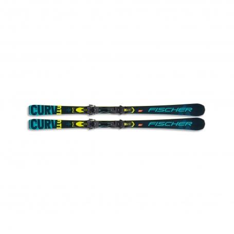 Sjezdové lyžování - Fischer RC4 THE CURV DTI ws AR + RC4 Z12 PR 21/22