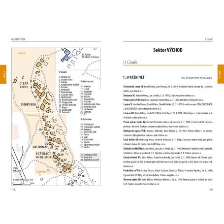 Lezecké vybavení - Horolezecký průvodce Ostrov