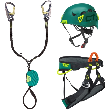 Lezecké vybavení - Climbing Technology VF KIT PLUS G-COMPACT