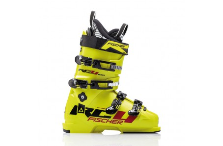 Sjezdové lyžování - Sjezdové boty Fischer RC4 JR 100 - 2014/15