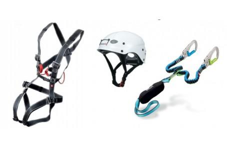 Lezecké vybavení - Ocún Via Ferrata Set Bodyguard