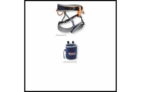 Lezecké vybavení - Rock Empire Climbing Jeans SET