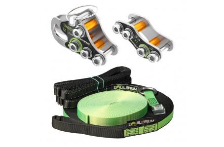 Lezecké vybavení - EQB Set Zen 35