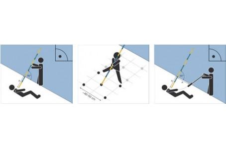 Horolezecké vybavení - PIEPS Probe Alu 260