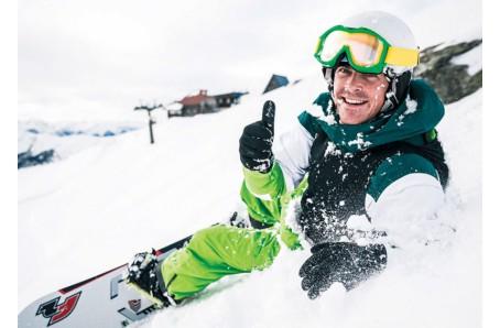 Sjezdové lyžování - Komperdell BALLISTIC CROSS PROTECTOR