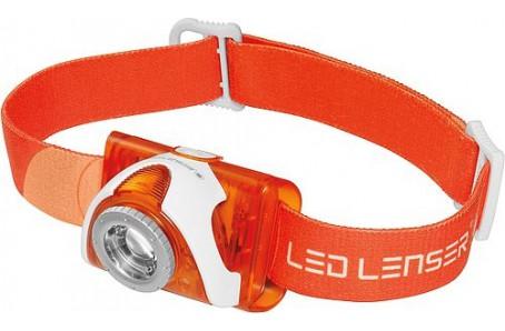 Turistické vybavení - LED Lenser SEO 3