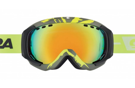 Sjezdové lyžování - Carrera CREST SPH - Yellow Spectra SPH