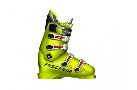 Sjezdové lyžování - Sjezdové boty Fischer RC4 WC PRO 150 2007/2008