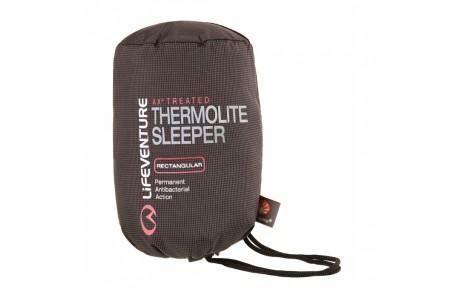 Turistické vybavení - Lifeventure Thermolite Travel Sleeper- rectangular