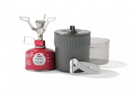 Turistické vybavení - MSR PocketRocket 2 Mini Stove Kit
