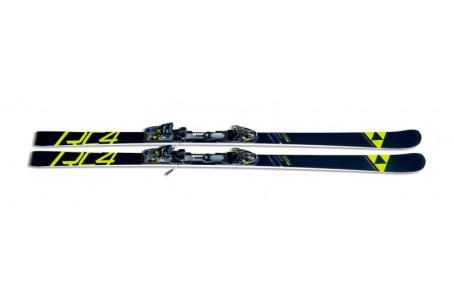 Sjezdové lyžování - Fischer RC4 WORLDCUP GS WOMEN CURV BOOSTER (pouze lyže) 2018/19