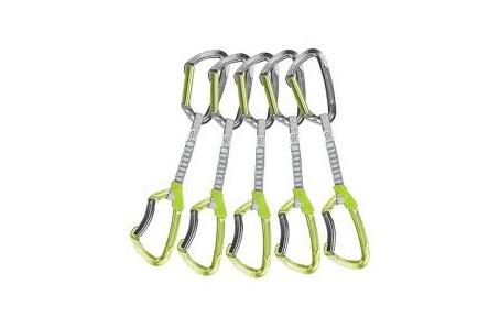 Lezecké vybavení - Climbing Technology 5x LIME SET DY 12cm ANOD