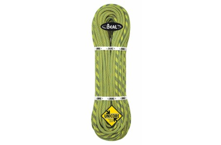 Lezecké vybavení - BEAL Booster 9,7mm dry cover safe control 80m