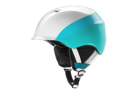 Sjezdové lyžování - Helma Carrera C-LADY azurová (VÝPRODEJ)