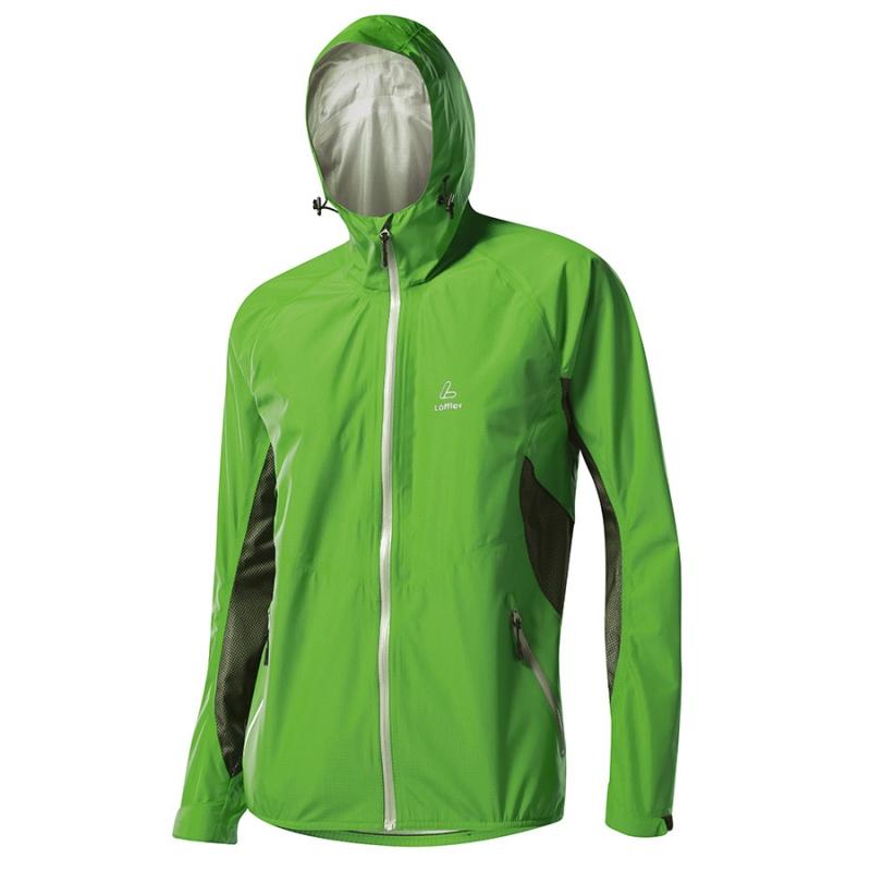 Dámská bunda Löffler Gore-tex Active - Vel. 40 Zelená
