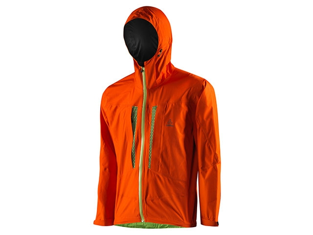 Pánská bunda Gore Tex Skitouring - Vel. 50 Černá/oranžová