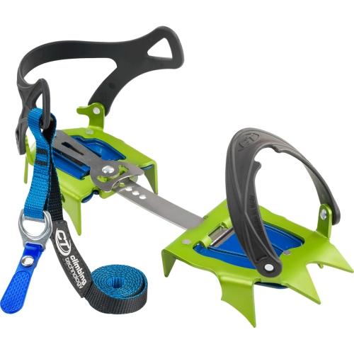 Horolezecké vybavení - Climbing Technology SNOW FLEX CLASSIC 10p