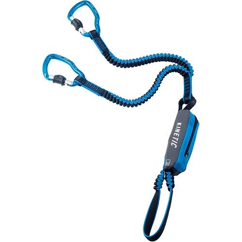 Lezecké vybavení - CAMP Set Ferrata Kinetic Rewind Comp 75-110cm