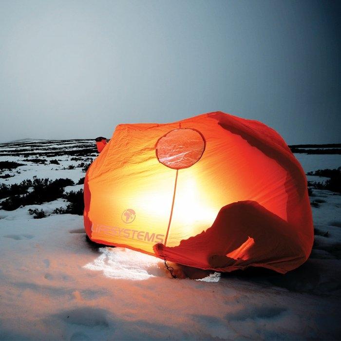 Turistické vybavení - Lifesystems Survival Shelter 4